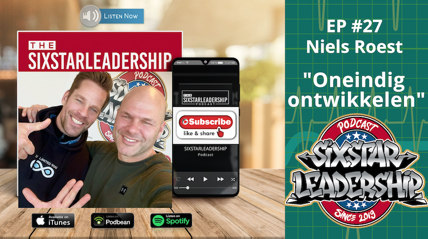 Niels roest, speciale eenheden, unlimited you, Spiritualiteit, Team performance, leiderschap, Podcast, Leadership, military, defensie, politie, veteraan